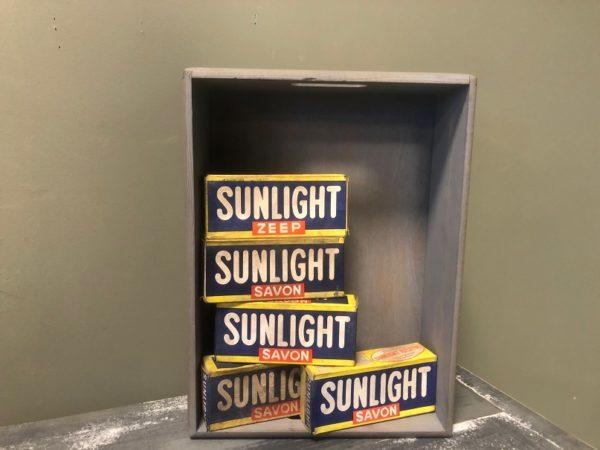 VINTAGE-SUNLIGHT-SOAP-VINAGE-SUNLIGH-ZEEP FRANS-NED