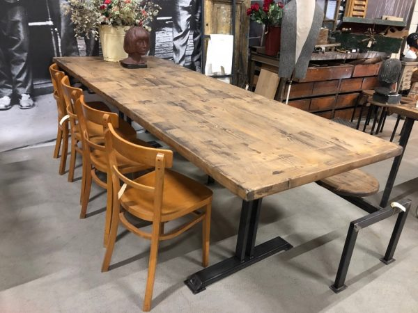 Table-industrial-tafel-industrieel-opmaat-madetosize-b93 l L251 H80 A