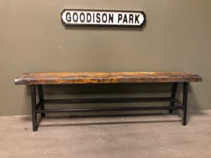 industrial-bench-industriele-bank L160 H46 D24 3