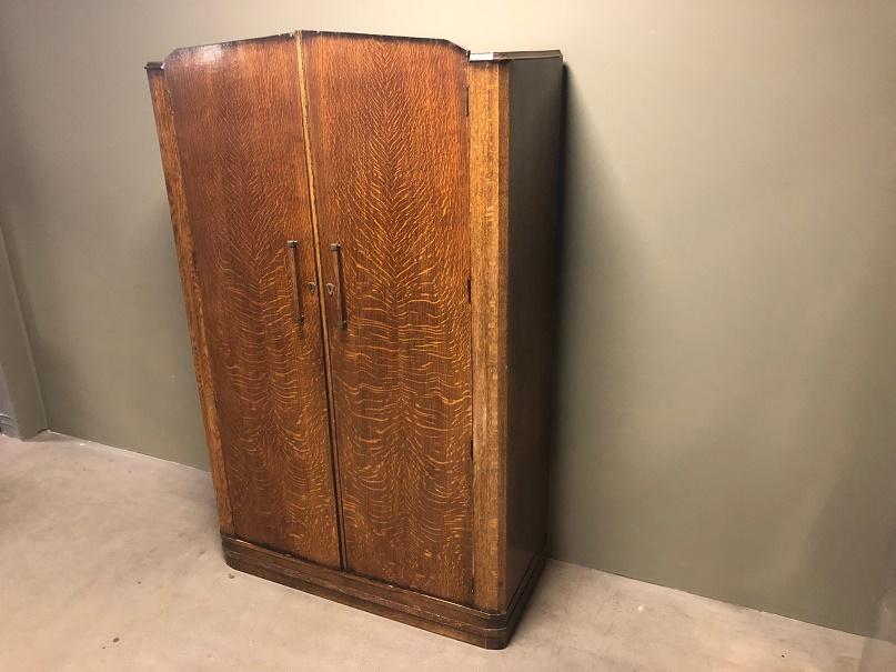 Art Deco Kast.Art Deco 1930s Wardrobe Sold Itsthat