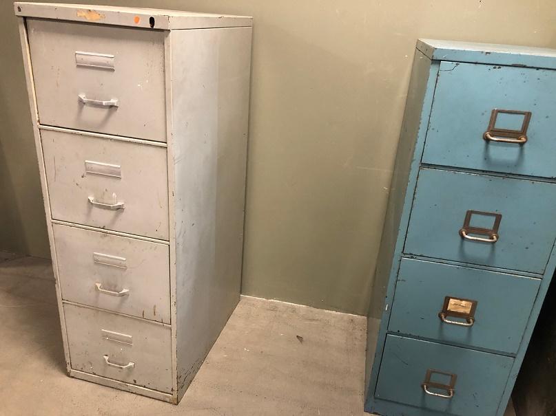 Wonderbaar Steel archive chest of drawers – Itsthat PD-23