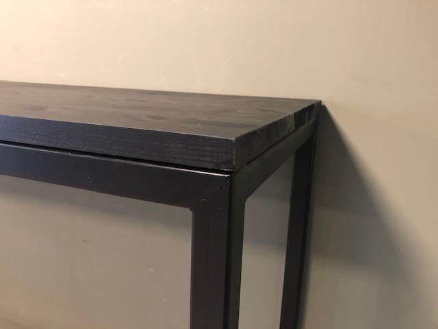 Superb Bar Table Black Edition Machost Co Dining Chair Design Ideas Machostcouk