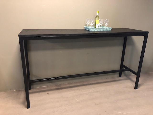 Awesome Bar Table Black Edition Uwap Interior Chair Design Uwaporg