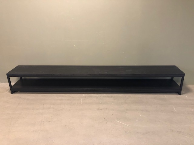 Basic Tv Meubel.Tv Stand Black Edition Itsthat
